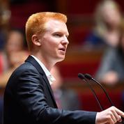 Adrien Quatennens, 27 ans, l'«insoumis» qui secoue l'Assemblée
