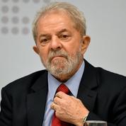 L'ex-président brésilien Lula condamné à neuf ans de prison pour corruption