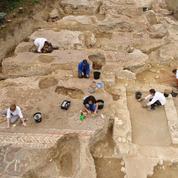 Une demeure antique remarquable découverte dans le Gers