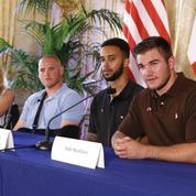 Les Américains du Thalys joueront leur propre rôle dans un film de Clint Eastwood