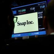 Morgan Stanley fait plonger Snap, quatre mois après l'avoir introduit à Wall Street
