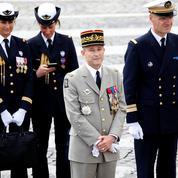 Guillaume Tabard: «L'étonnant coup de gueule du chef des armées»
