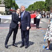 Selon Macron, Trump pourrait réintégrer l'accord de Paris
