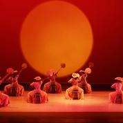Alvin Ailey Dance Theater en rock star