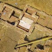 D'exceptionnels thermes gallo-romains exhumés dans les Ardennes