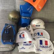 Lacourt, Manaudou, Gilot et Bousquet s'unissent pour la bonne cause