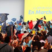 La République en marche devient le parti le plus riche de France