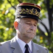 Le général Pierre de Villiers, chef d'état-major des armées, a démissionné