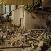 Grèce : un séisme fait deux morts et plus de 100 blessés sur l'île de Kos