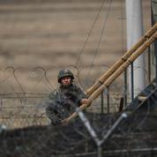 Entre les deux Corées, les barbelés de la guerre froide