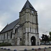 Saint-Etienne-du-Rouvray: un an après, le désir de «tourner la page» sans oublier