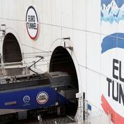 Eurotunnel: le trafic des navettes recule, les prix montent