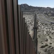 La grande muraille de Trump à la frontière mexicaine
