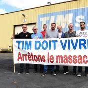 Nord: l'usine TIM échappe à la liquidation
