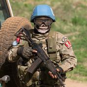 En Centrafrique, les casques bleus sont devenus des cibles