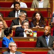 Contre la baisse des APL, La France insoumise ramène un panier de courses dans l'hémicycle