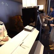Dans les hôtels japonais, les robots remplacent déjà les employés