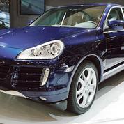 La tempête redouble pour l'industrie automobile allemande