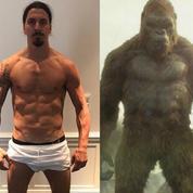 Zlatan Ibrahimovic se prend pour King Kong