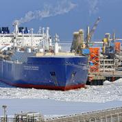 Premier voyage dans l'Arctique pour le brise-glace Christophe de Margerie