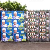Lutte à trois aux législatives sénégalaises