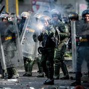 Le Venezuela à l'orée de la guerre civile