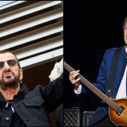 Découvrez We're on The Road Again, le nouveau titre de Paul McCartney et Ringo Starr