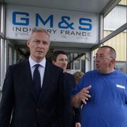 GM&S: le baptême du feu industriel de Bruno Le Maire