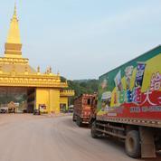 Les nouvelles routes de la soie : à Boten, un train chinois dans la jungle du Laos