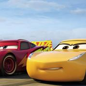 Cars 3 en pole position