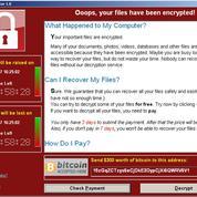 Les hackers de la cyberattaque WannaCry récupèrent leur butin