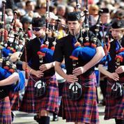 L'Écosse, invitée d'honneur du 47e Festival interceltique de Lorient