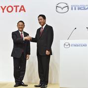 Toyota mise sur Mazda pour retrouver du tonus