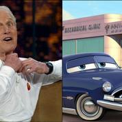 La voix de Paul Newman ressuscitée dans Cars 3