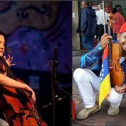 Turquie, Venezuela: un violoncelle et un violon contre la répression