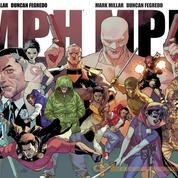 Netflix s'empare de l'éditeur de comics Millarworld