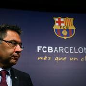 Le président du Barça tacle le PSG et Neymar : «C'est de l'histoire ancienne»