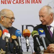 Renault accélère son développement en Iran