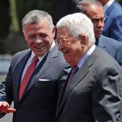 Première visite du roi Abdallah II de Jordanie à Mahmoud Abbas en cinq ans