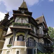 À Deauville, le manoir des Strassburger
