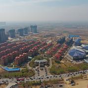 Le président Xi Jinping construit une immense cité du futur au sud de Pékin