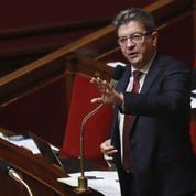 La France insoumise, premier opposant au gouvernement