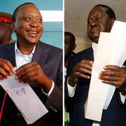 Au Kenya, l'opposition défaite conteste les résultats de la présidentielle