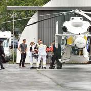 Attaque de Levallois : le principal suspect est désormais hospitalisé à Paris