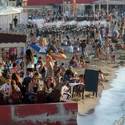 À Marseille, des restaurants de plage en péril