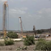 Israël veut son mur souterrain face à Gaza