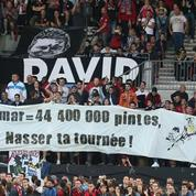 «Neymar = 44.000.000 pintes», la banderole humoristique à Guingamp