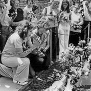 Elvis Presley : 40 ans après sa mort, l'Amérique le pleure encore