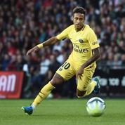 Neymar fait déjà les affaires de Canal+ et de la Ligue de football