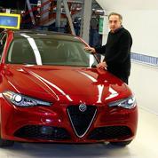 Fiat Chrysler courtisé par un groupe chinois
